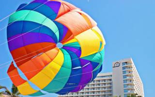 К чему снится прыжки с парашютом