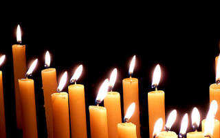 Сонник церковные свечи видеть много