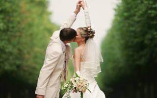 Самый благоприятный месяц для свадьбы