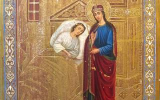 Молитва о здоровье ребенка богородице на русском