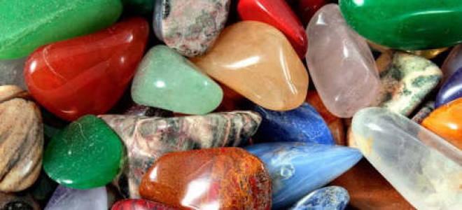Как сделать камень удачи