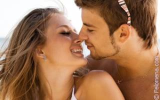 Сонник целоваться во сне с женщиной