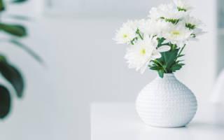 Сон белые цветы дарят