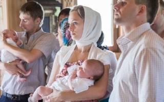 Что нужно делать крестной маме