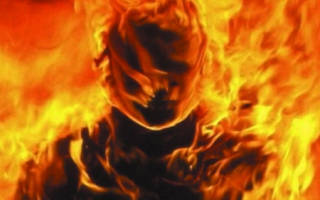 Сонник человек горит во сне к чему снится человек горит