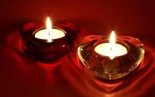Приворожить парня на церковных свечах