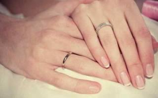 Как снять приворот на обручальное кольцо
