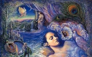 Вещие сны — как увидеть и в какие дни снятся вещие сны