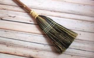 Старые народные приметы и суеверия про веник в доме – как ставить новый веник для привлечения денег