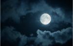 Моментальный приворот на растущую луну