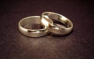 Приворот на свое обручальное кольцо