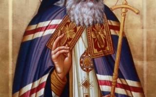Икона святого луки значение