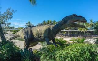 Что значит если снятся динозавры