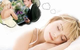 К чему снится любимый признается в любви