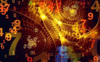 Цифры в нумерологии. Что значат цифры в нумерологии Значение чисел в нумерологии