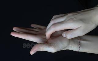 Чешется ребро левой руки примета