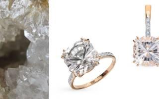 Горный хрусталь камень: кому подходит и каковы свойства минерала