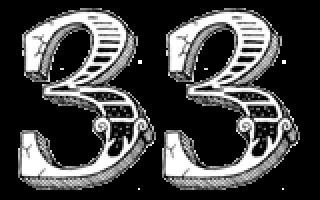 Средняя цифра числа 33
