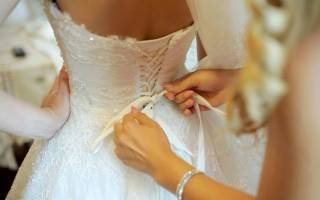 К чему во сне одевать свадебное платье