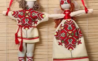Кукла Неразлучники — символ семейного счастья