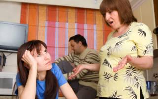 Как отвязать сына от матери
