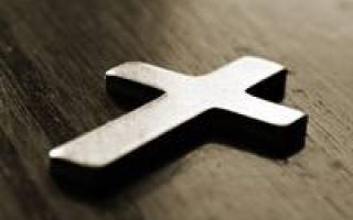 Приворот на крестик как снять