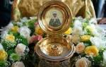В каком монастыре находится матрона московская