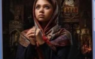 Молитва матери на учебу ребенка в школе