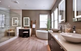Ванная по фен шуй. Как выбрать цвет ванной и где разместить зеркала. Академия фэншуй