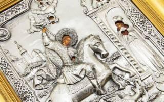 Икона Георгия Победоносца: описание, значение, в чем помогает, как молиться
