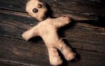 Приворот с помощью куклы