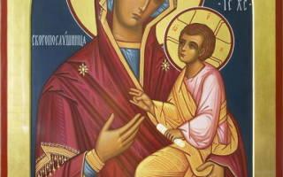 Икона Божией Матери «Скоропослушница»: история, значения, в чем помогает и как молиться