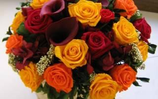 К чему снятся живые цветы в букетах