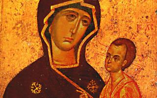 О чем молятся тихвинской иконы божией матери