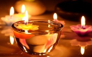 Как с помощью церковной свечи определить порчу
